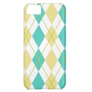 Argyle Pattern iPhone Case iPhone 5C Cases