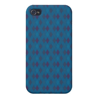 argyle print overlay iPhone 4/4S covers