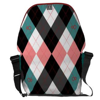 Argyle Revisited 3 Messenger Bags