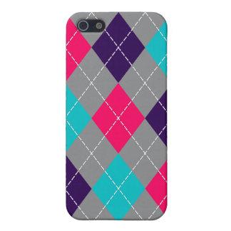 "Argyle: ""Ridge Boulevard"" iPhone4 case iPhone 5/5S Case"