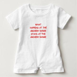 arhery baby bodysuit