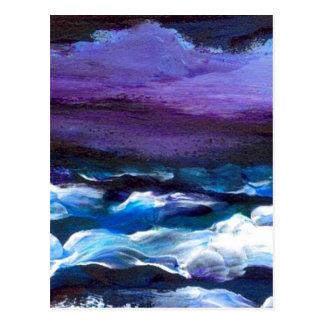 """Aria""  CricketDiane Ocean Art Postcard"