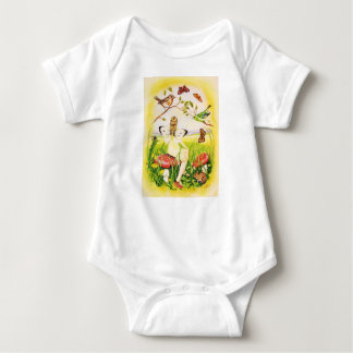 Ariadne Fairy Baby Bodysuit