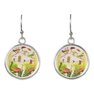 Ariadne Fairy Earrings