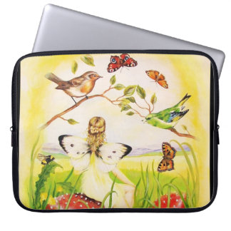 Ariadne Fairy Laptop Sleeve