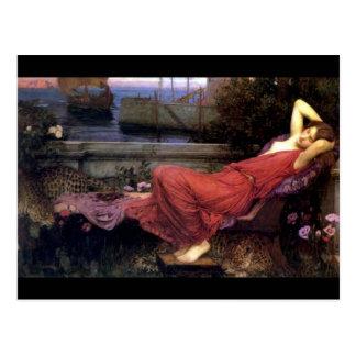 Ariadne Postcard