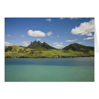 Arial view of Lion Mountain, South East Greeting Card