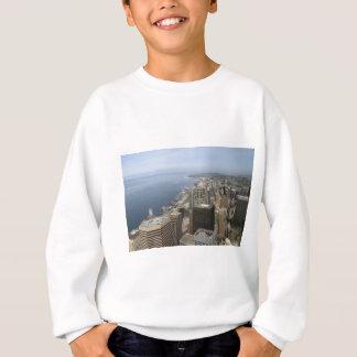 Arial View of Seattle Sweatshirt