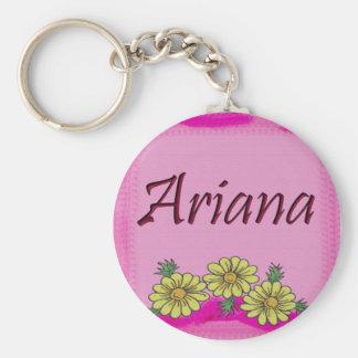 Ariana Daisy Keychain