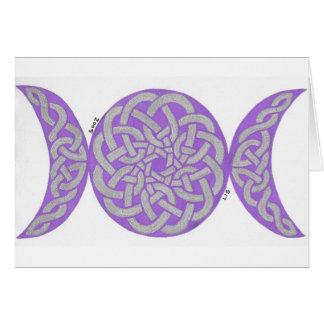Arianrhod card (purple)