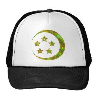 Arianrhod symbol Celtic moon Trucker Hat