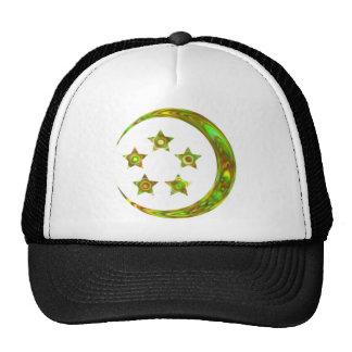 Arianrhod symbol Celtic moon Hat