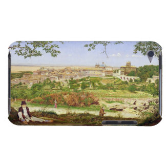 Ariccia, Italy, 1860 (oil on panel) iPod Touch Case