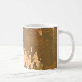 Arid Desert Bark Camouflage Basic White Mug