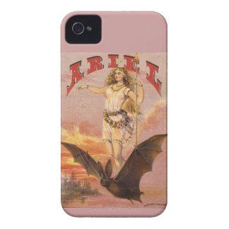 Ariel Blackberry Case Cover