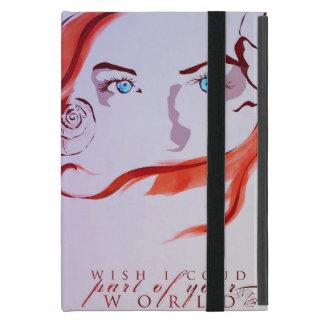 Ariel Cover For iPad Mini