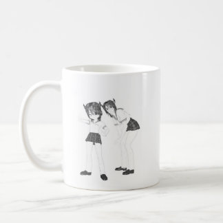 Ariel: High School Devil-Girl mug 1
