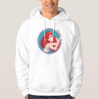 Ariel in Seashell Frame Hoodie