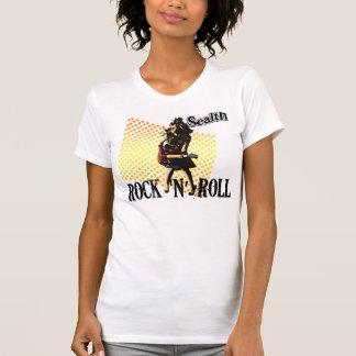 Arielle BAM! Comic Light Shirt