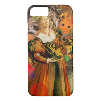 Aries Astrological Woman Fantasy Whimsical Sign iPhone 7 Case