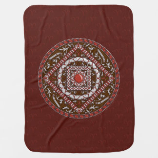 Aries Baby Blanket