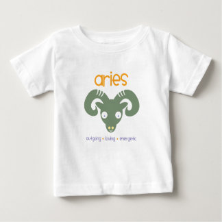 Aries Birthday Baby T-Shirt