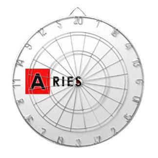 ARIES COLOR DARTBOARD