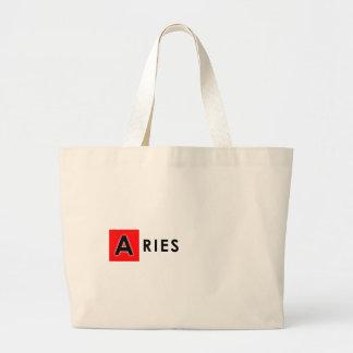 ARIES COLOR LARGE TOTE BAG