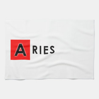 ARIES COLOR TEA TOWEL