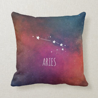Aries Constellation Astrology Cushion