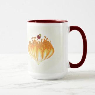 Aries Flame Mug