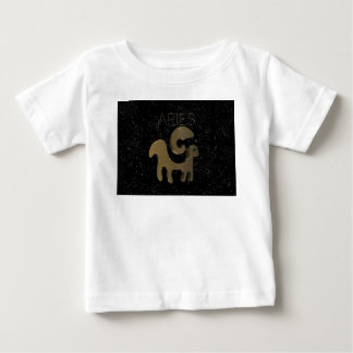 Aries golden sign baby T-Shirt