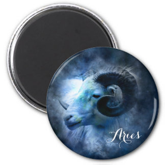 Aries, Horoscope Symbol, The Ram Astrology Magnet