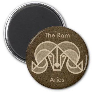 Aries Horoscope Symbol The Ram Astrology Magnet