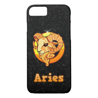 Aries illustration iPhone 8/7 case