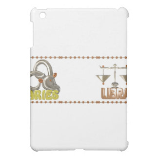 Aries Libra friendship astrology iPad Mini Covers