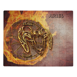 Aries March 21st until April 20th Horoscope Jigsaw Puzzle