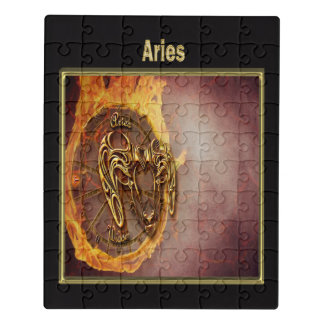 Aries March 21st until April 20th Jigsaw Puzzle