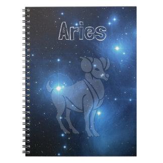 Aries Notebooks