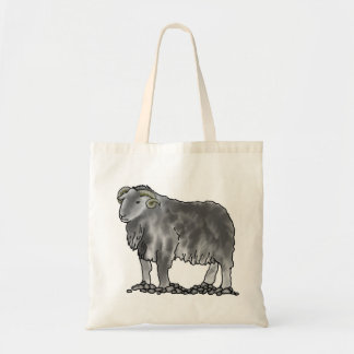 Aries Ram Herdwick Sheep Art Bag
