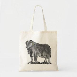 Aries Ram Herdwick Sheep Art Bag