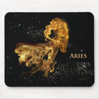 Aries-Ram Mouse Pad