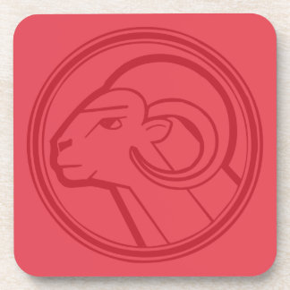 Aries Red Coaster