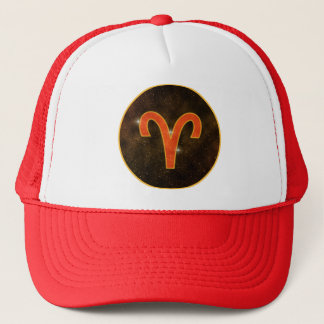 Aries Stars Hat