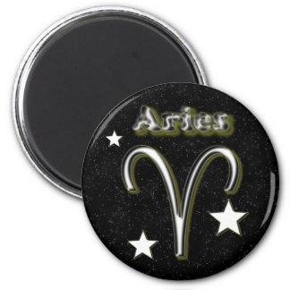 Aries symbol magnet