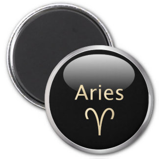 Aries the ram astrology star sign zodiac magnet