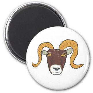 Aries the Ram Magnet