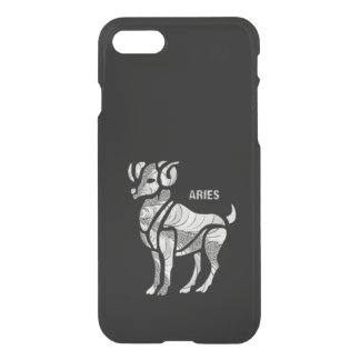 Aries the Ram Zodiac iPhone 7 Case