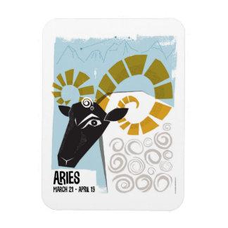 Aries the Ram Zodiac Magnet
