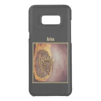 Aries Zodiac Astrology design Uncommon Samsung Galaxy S8 Plus Case